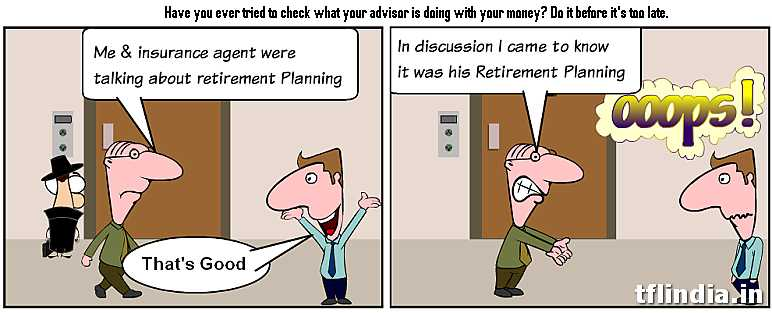 5 Funny Investment & Insurance Cartoons 2
