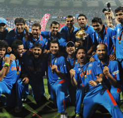 Financial Planning Lessons from Cricket World Cup Final (2011)