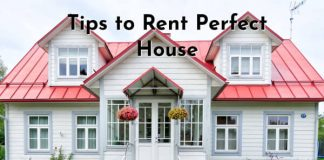 tips for rent house