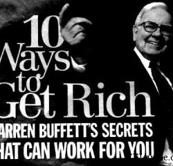 Warren Buffett's Advice & Infographics