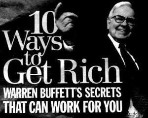 Warren Buffett's Advice & Infographics 1