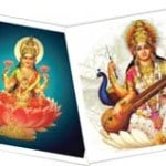 Laxmi Ji or Saraswati Ji – whom should you worship this Diwali?
