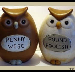 A penny-wise consumer – A pound-foolish investor