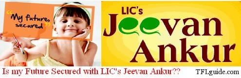 lic jeevan ankur LIC Jeevan Ankur – Returns are just 1.53%