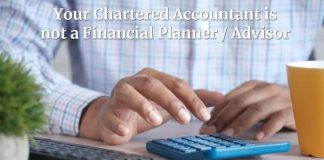 Chartered Accountant Planner.