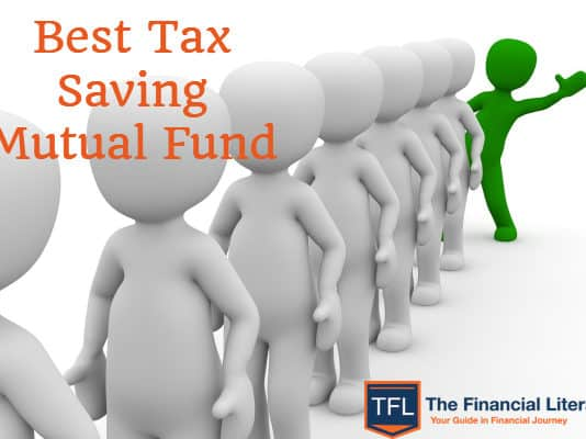 Best Tax Saving Mutual Fund ELSS