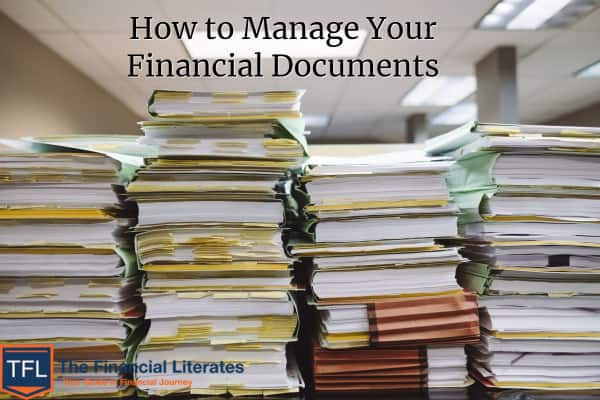 Manage Your Financial Documents