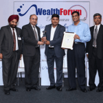 Ark wins the Emerging Advisors Award at WealthForum