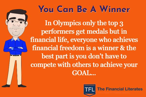 Finance Lessons from the Olympics