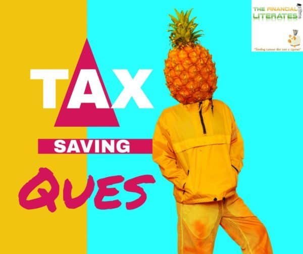 Tax Saving Questions