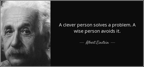 Learn From The Mistakes of Geniuses