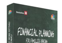 Special Need Children Financial Planning Book