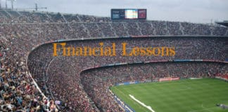 football financial lessons