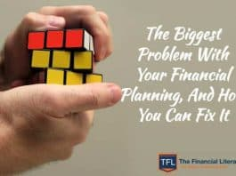 Problem With Financial Planning