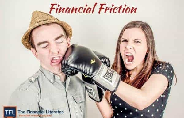 Financial Friction