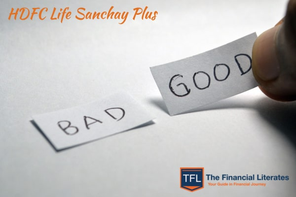 HDFC Life Sanchay Plus Review - Crazy Guaranteed Return 1
