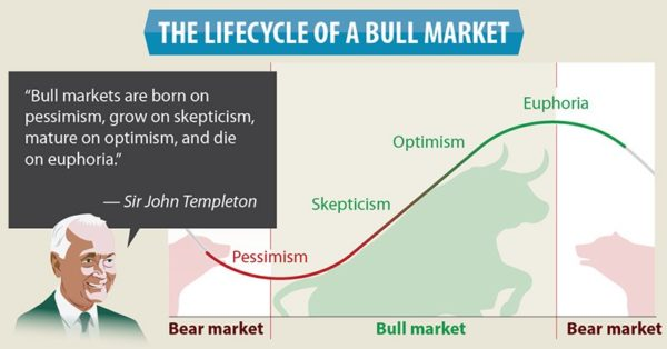 Bull market cycle