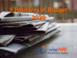 9 Positives of Budget 2020