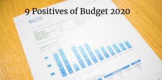 Positives of Budget