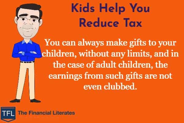 How Can Your Family Help You Reduce Tax Liability